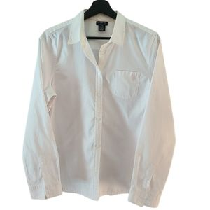US Polo Assn Classic White Button down shirt